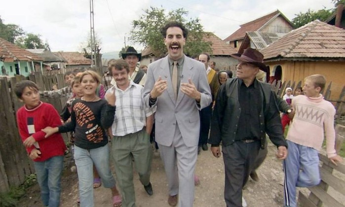 FBI abriu investigação sobre Borat