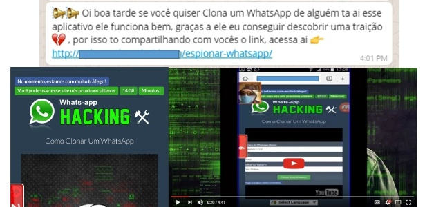 Clonar o WhatsApp alheio?