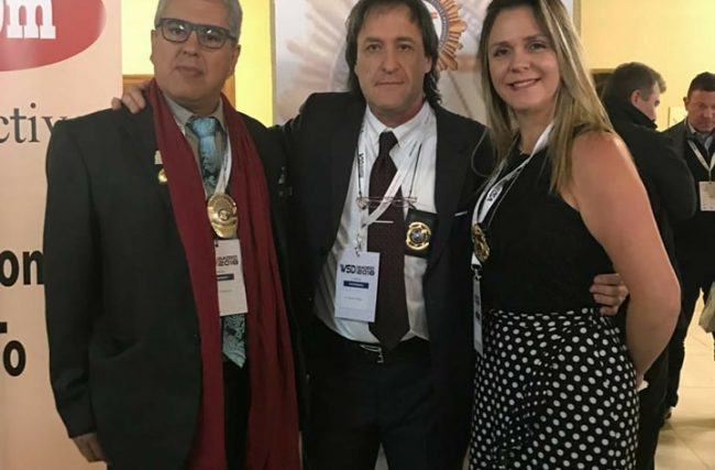 DETETIVE MILTON SILVEIRA É O CONVIDADO ESPECIAL DO WSD MADRI 2018