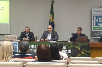Detetives Luiz Gomes e Venâncio Melo assumem o comando da Comissão Nacional dos Detetives do Brasil