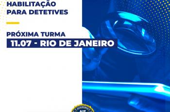 Curso Avançado Investigação Profissional para Habilitação de detetive